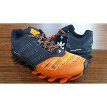 Adidas Springblade Laranja Running Esporte Lançamento 2015