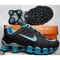 Nike Shox Tlx (12 Molas) - Entrega Imediata A Pronta Entrega