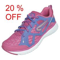 20%off Tênis Rainha System London Caminhada Academia Rosa