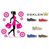 Sapatênis Feminino Osklen!!!otimos Preços