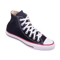 Tênis Converse All Star Ct As Core Hi Preto/vermelho