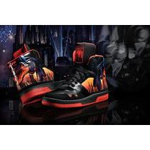 Adidas Skyline Mid Star Wars 44 Novo (raro De Encontrar)
