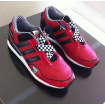 Tênis Adidas Carros Relâmpago Mcqueen 32 Original