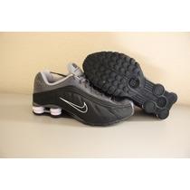 Tenis Nike Shox R 4 Masculino - Original