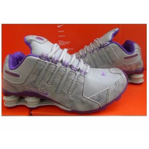 Tênis Nike Shox Femininos 4 Molas Preços Imbatível Compre Já