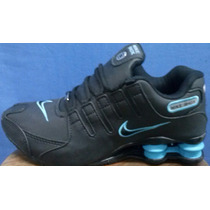 Tenis Nike Shox Nz Novo Na Cx Frete Gratis
