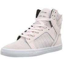 Supra Skytop Sneaker - Tenis Supra Rosa 35,5br