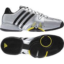 Tênis Adidas Adipower Barricade Prata/preto G.64768