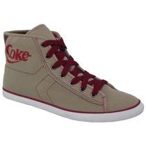 Tênis Coca-cola Foxie Cc0794 Martinense Calçados