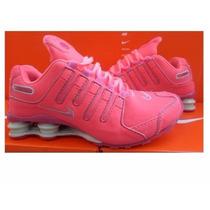 Tênis Nike Shox Feminino Imperdível Ficar Sem O Seu Corra