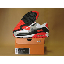 Nike Air Max 90 Og Retro Infrared Pronta Entrega!