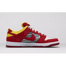 Tênis Nike Sb Dunk Low Pro Premium Crawfish Qs - Sneaker