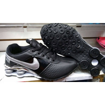 Tênis Nike Shox 4 Molas Lançamento- Frete Grátis