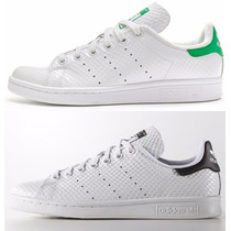 Adidas Stan Smith W Feminino Sneaker Original Fashion Branco