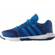 Tenis Adidas Essential Star 2 K Text Tamanho 26 Ao 37