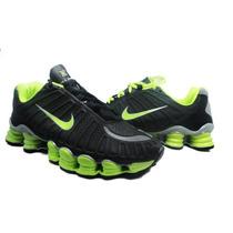 Tênis Nike Tlx 12 Molas Excelente Qualidade Preço Baixo