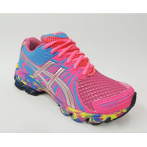 Tênis Asics Gel Sendai Feminino Running - Pronta Entrega