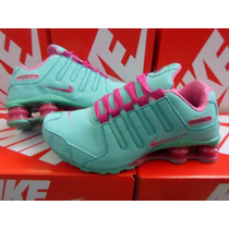 Tênis Nike Shox Femininos 4 Molas Preços Imbatível Compre Ja