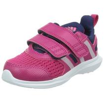 Tenis Infantil Feminino Adidas B23848 Hyperfast Esport 19a24