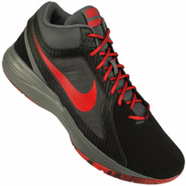 Tenis Nike Basquete The Overplay Viii Original Preto/vermelh
