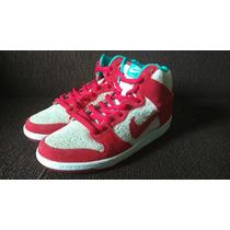 Nike Sb Dunk High Premium Dr Seuss