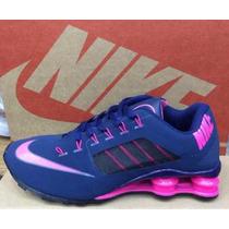 Nike Shox Feminino R4 Importado Super Promoção!!