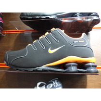 Tenis Nike Shox Nz Masculino Super Lançamento+frete Gratis
