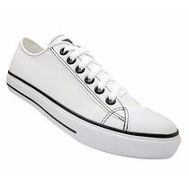 Sapato Converse Tenis All Stars Branco Masculino E Feminino