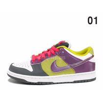 Tenis Skate Feminino - Sneakers Nike Puma Adidas Dc Vans