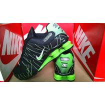 Nike Shox 4 Molas Lindo Masculino