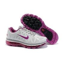 Tenís Nike Air Max Mod. 2011 Feminino Original