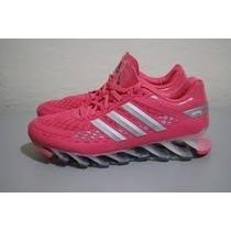 Tênis Adidas Springblade Rosa Original - Frete Grátis