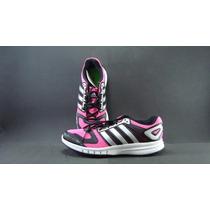 Tenis Adidas Rosa Numero 37 - Corrida Caminhada S/ Palmilha