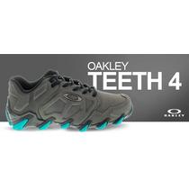 Tenis Oakley Teeth 4 Original Pronta Entrega Frete Gratis