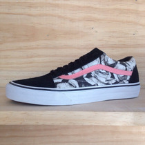 Vans Old Skool Digi Roses Exclusivo Supply ! Autoriazada Van