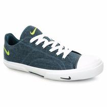 Tênis Nike Biscuit Canvas Jeans Verde Original - 432882-304