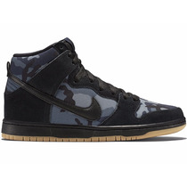 Tênis Nike Sb Dunk Camo U S Military High, A Pronta Entrega