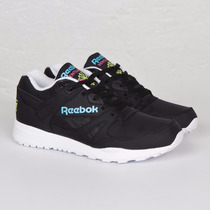 Tênis Reebok Ventilator Day Glo Pack - Pump