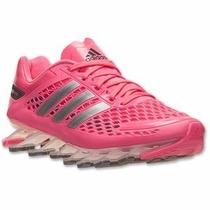 Imperdível Adidas Springblade 2 Rosa Feminino