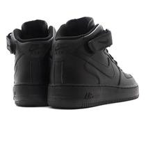 Tênis Nike Air Force® Cano Médio-black Friday-frete Grátis