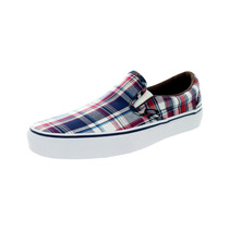 Vans Unisex Clássico Slip-on Manta Mix Sneakers
