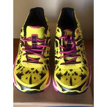 Tenis Mizuno Creation 15 Amarelo / Pink Tam. 38 Novo...!!!