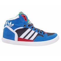 Tênis Adidas Extaball Cano Médio Masculino