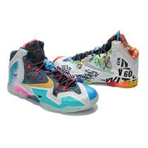 Tênis Nike Lebron Xl Original Basquete