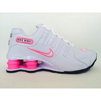 Tênis Nike Shox Nz Feminino Original Com Frete Grátis
