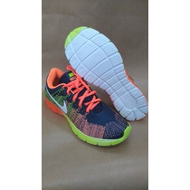 Tenís Nike Running Flyknit Max Corrida Masculino