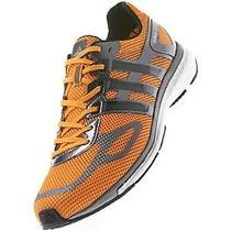 Tênis Adidas Adios Boost Running Laranja