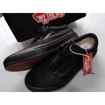 Tênis Vans Bka- Black/black 42(novo Na Caixa)100% Original