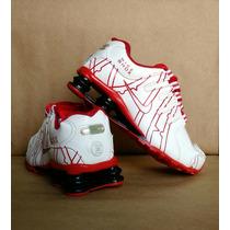 Tenis Nike Shox Infantil Envio Imediato Frete Gratis