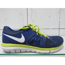Tênis Nike Flex 2014 Rn Msl Azul Selfiesport Outlet